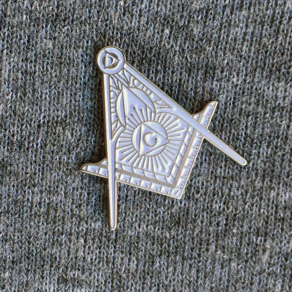 Freemasons Pin