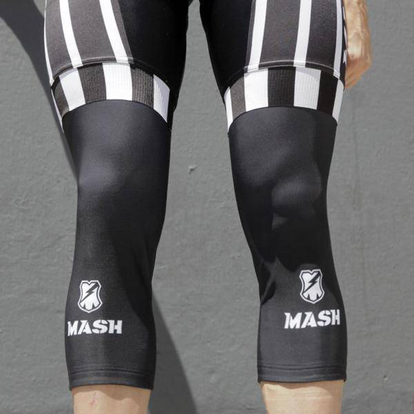 MASHSF MASH Black Knee Warmer