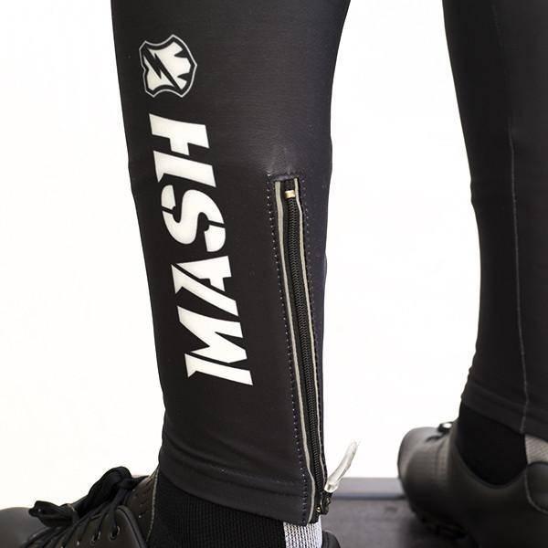 MASHSF MASH Black Leg Warmer