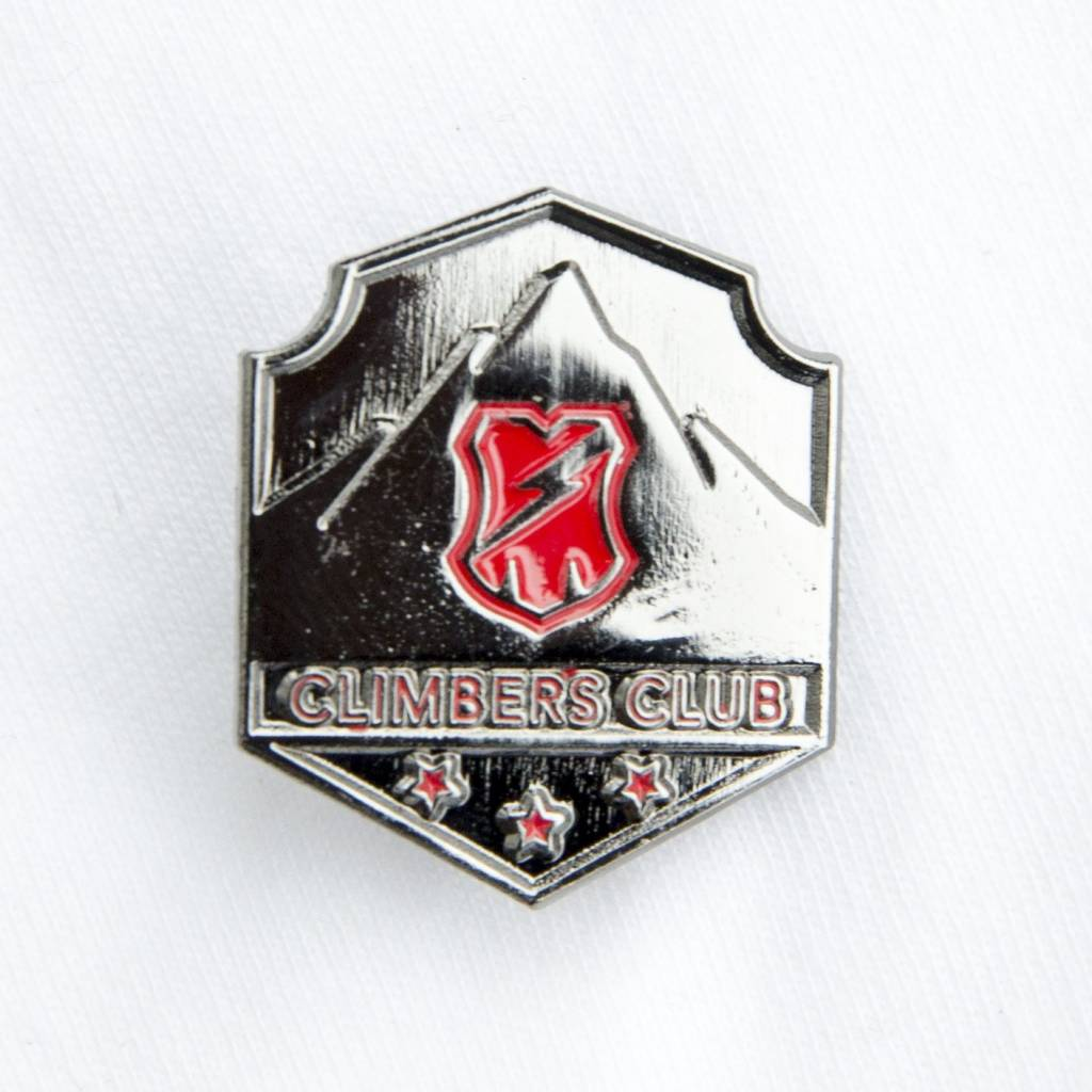 MASHSF Climbers Club Pin