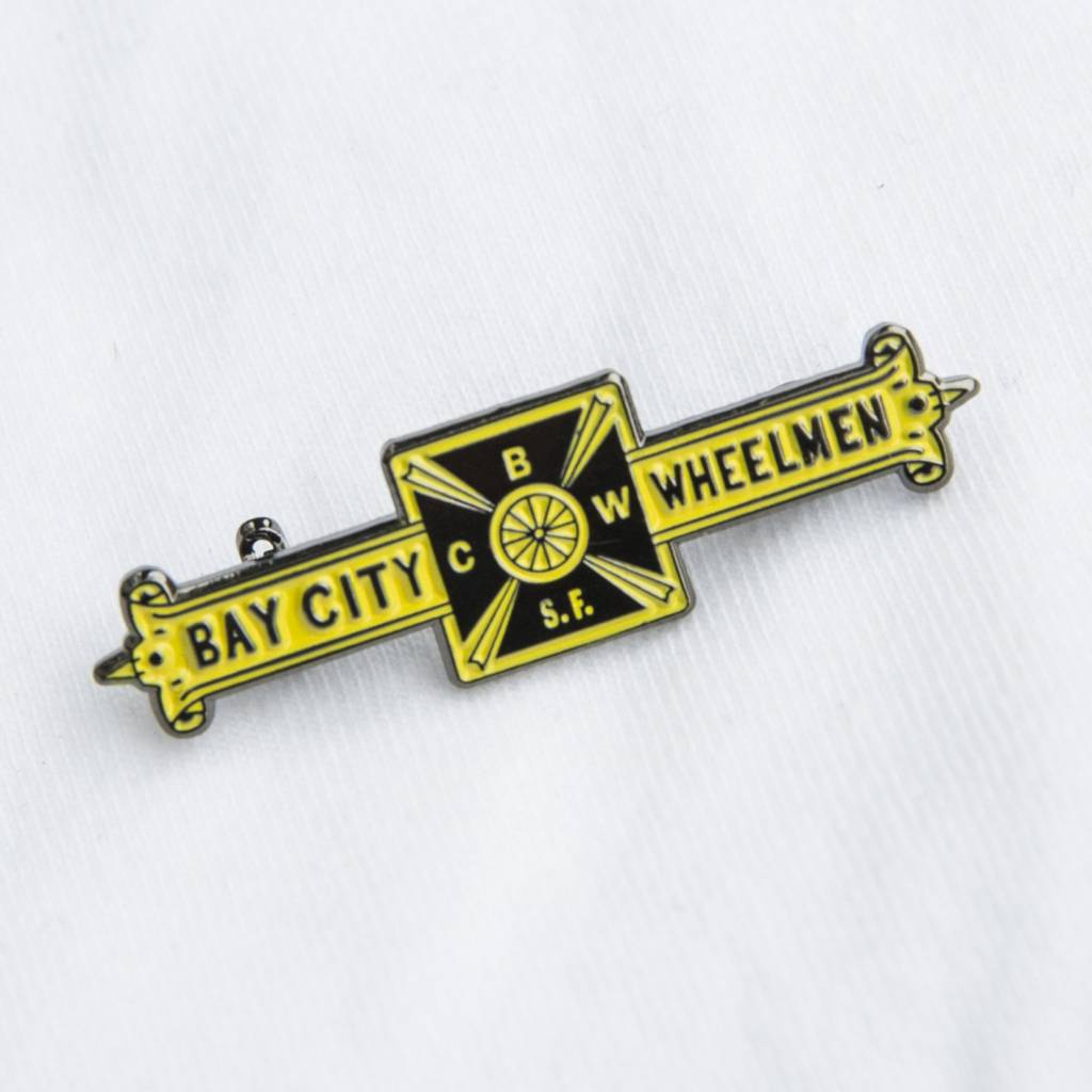 MASHSF Bay City Wheelmen Pin