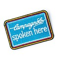 MASHSF Campagnolo Spoken Here Patch
