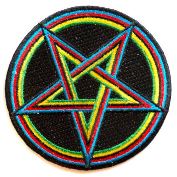 MASH WCS PENTAGRAM PATCH