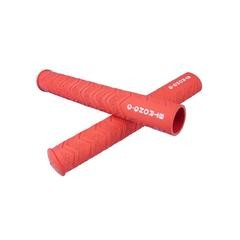 Strong V Track Grips Red Cord Pair