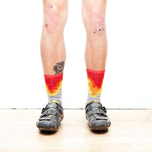 MASH CX/Weather High Socks