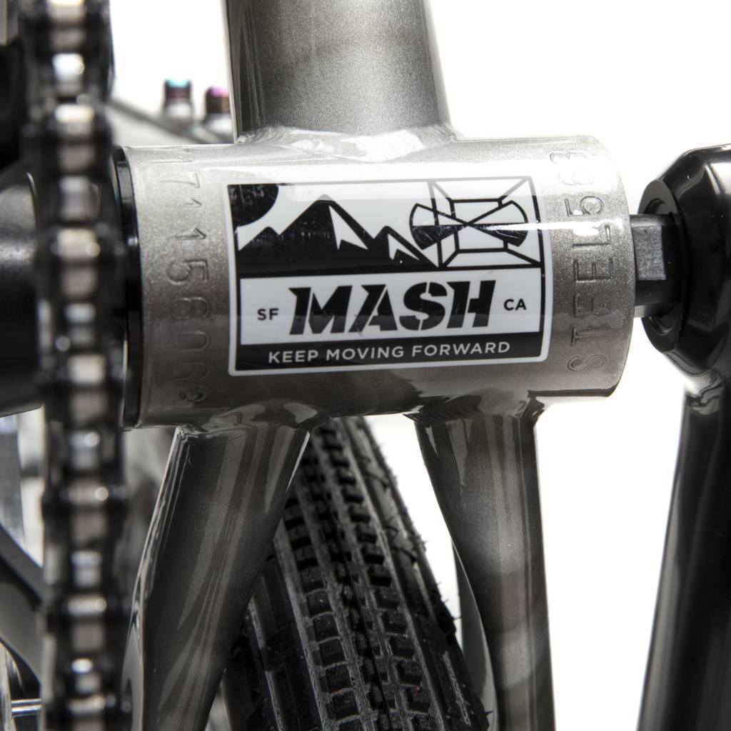 mash steel frame set予約開始 本国 札幌トラックバイク日記