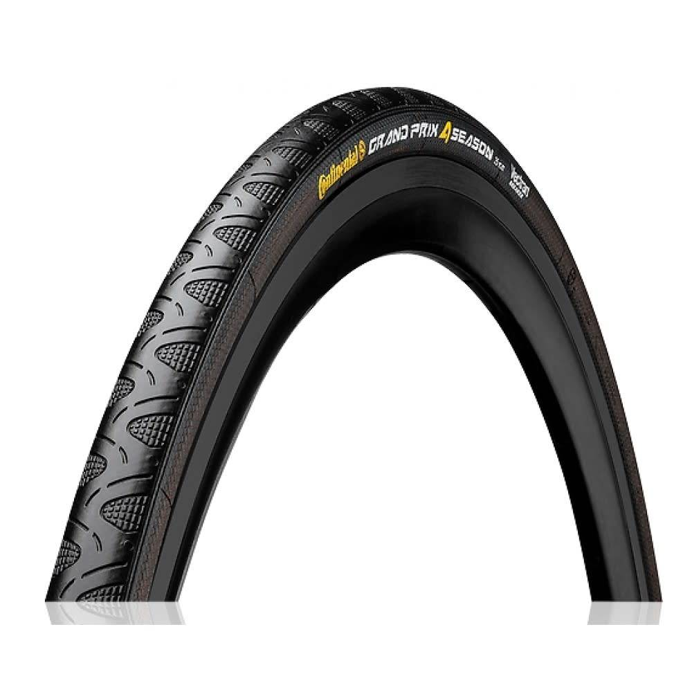 Continental Continental Grand Prix 4-Season Tire 700x25 Black DuraSkin Folding