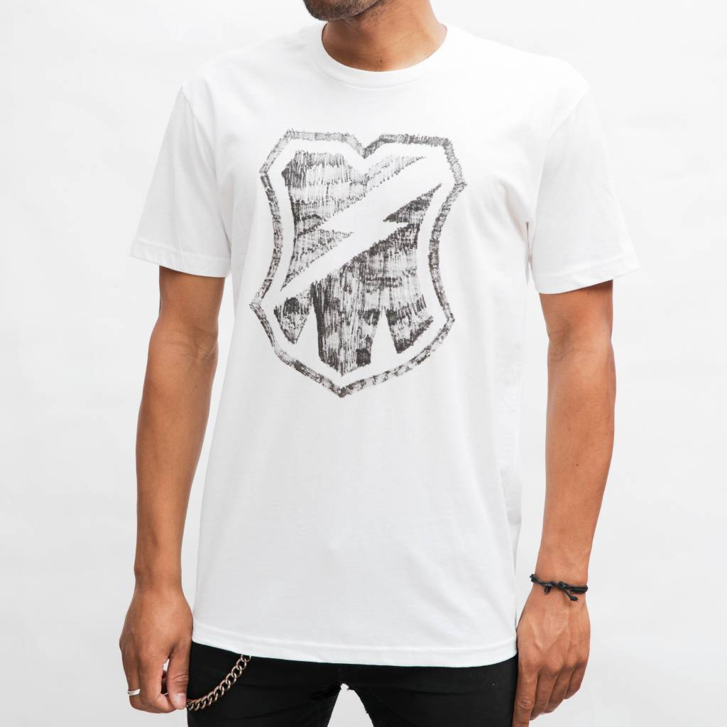 MASH Sharpie T-Shirt White