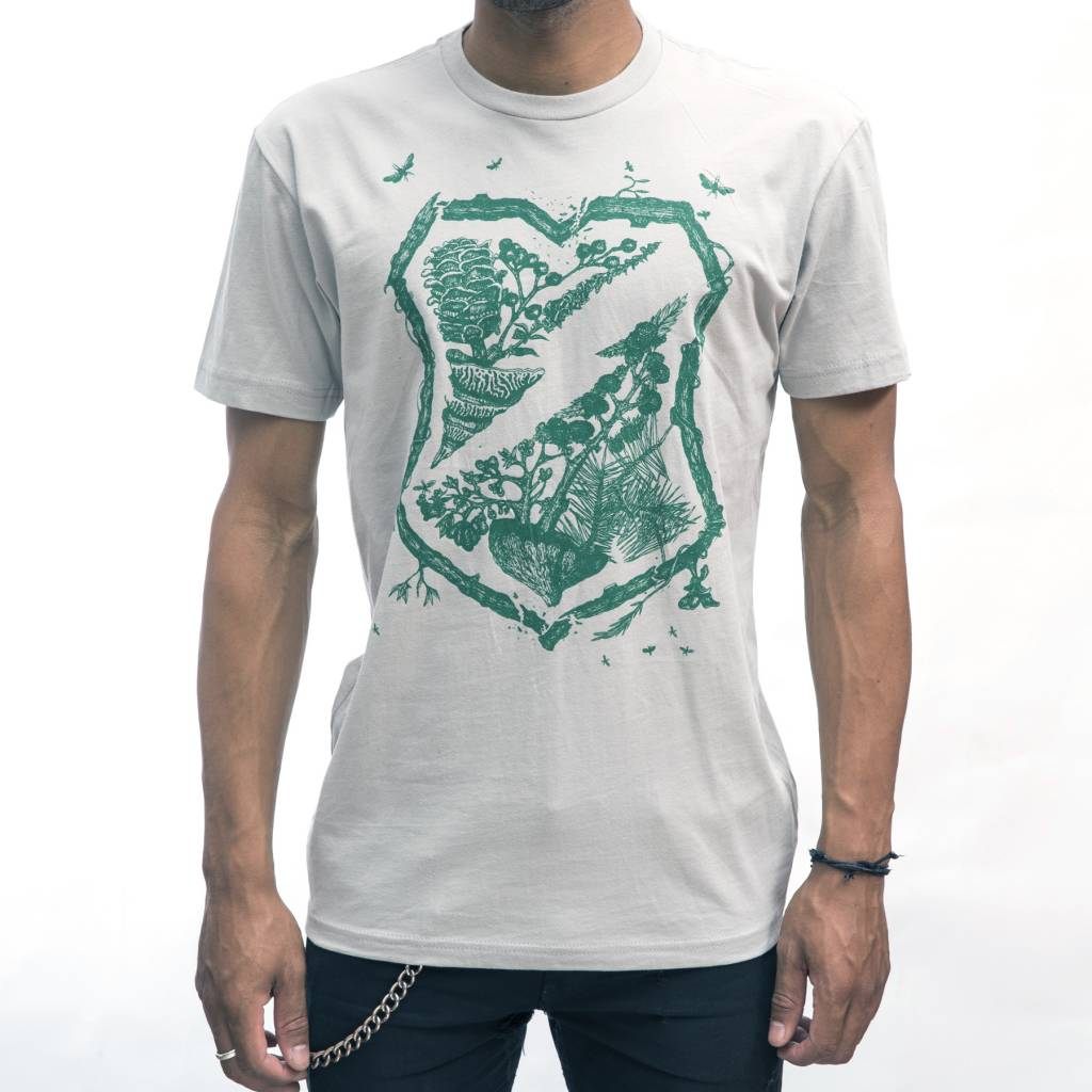 CCC T-Shirt Silver