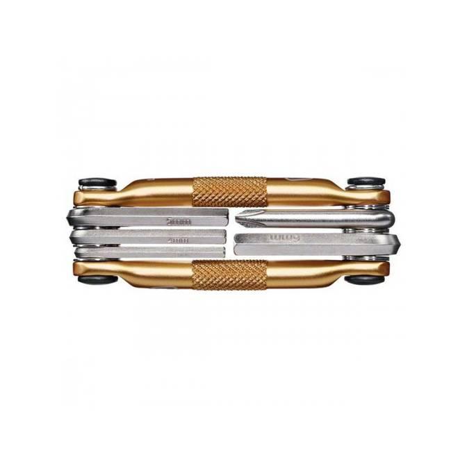 Crank Brothers Multi-5 Mini Tool - Gold