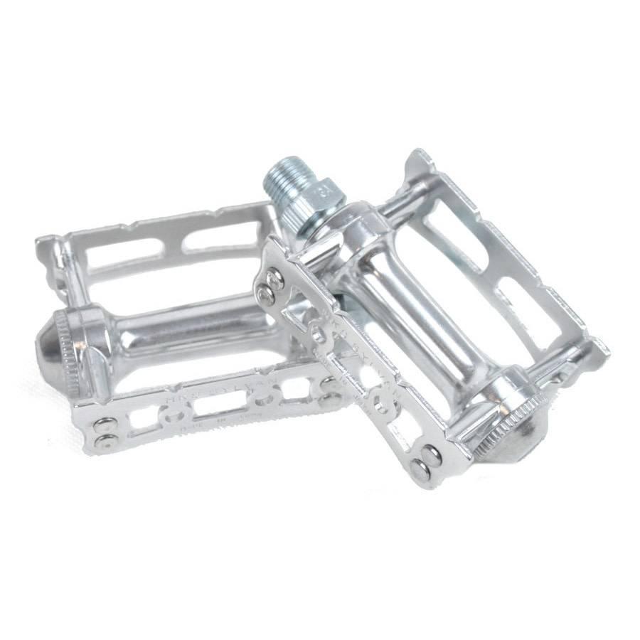 MKS Sylvan Track Pedals - Silver
