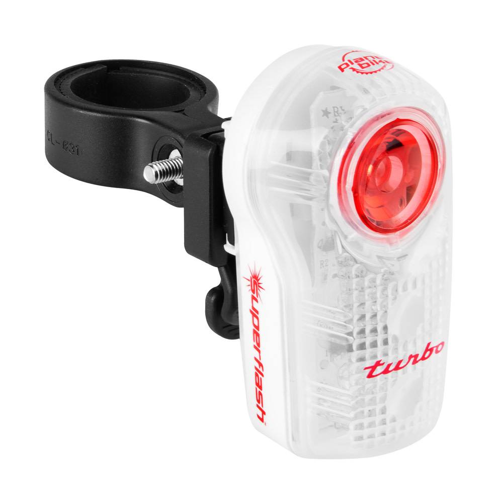 Planet Bike LED Superflash Turbo Taillight