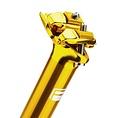 Promax SP-1 Seatpost 27.2 x 400mm Gold