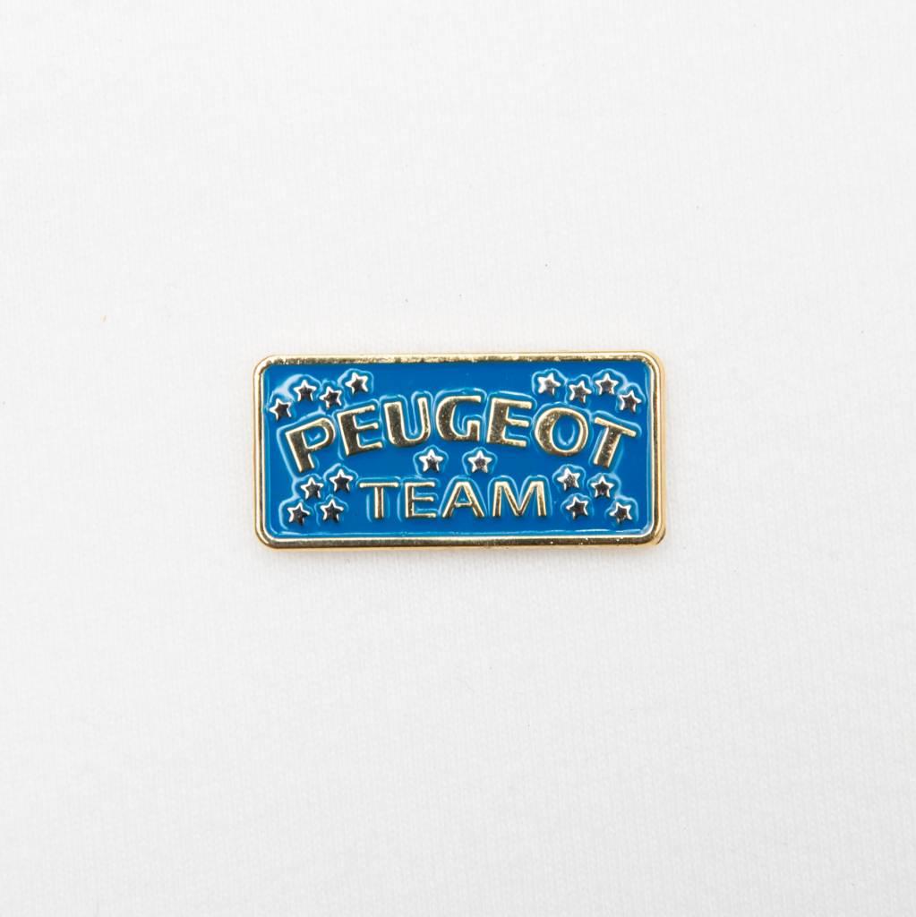 PEUGEOT TEAM PIN