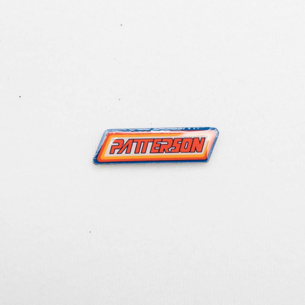 PATTERSON RACING PIN