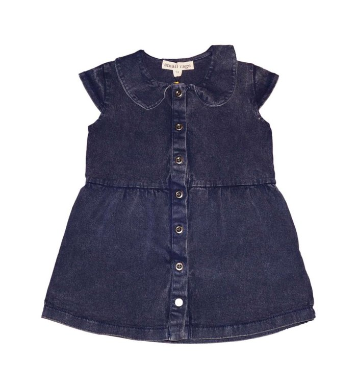 Small Rags Small Rags Denim Dress, PE