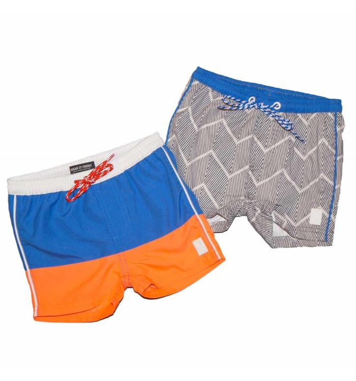 Tumble'n Dry Tumble'N Dry Duo Swim Shorts, PE