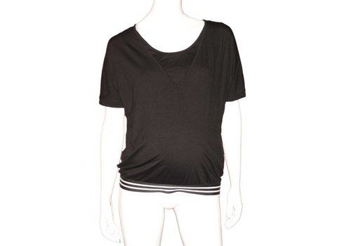 Queen Mum T-Shirt d'allaitement Queen Mum