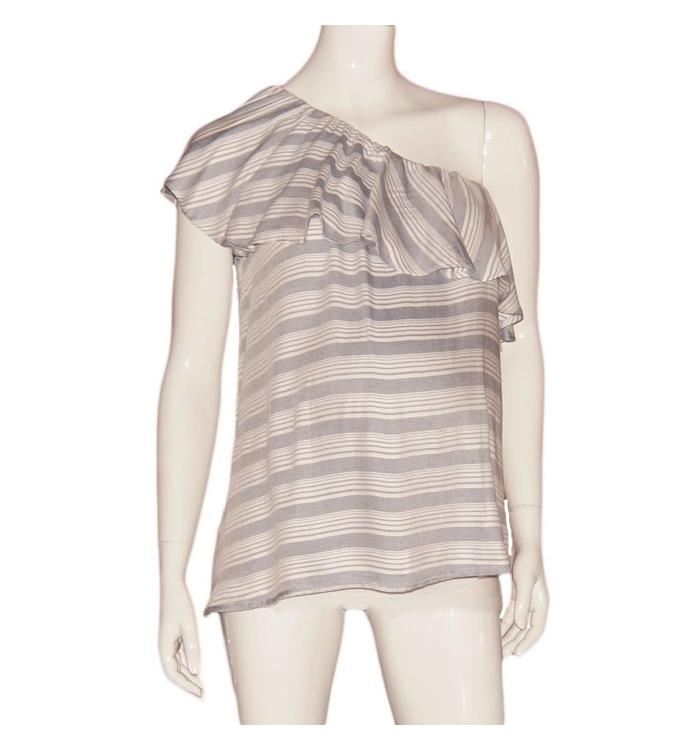 Gebe Gebe striped blouse