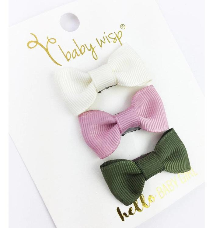 Baby wisp CLIPS POUR CHEVEUX BABY WISP