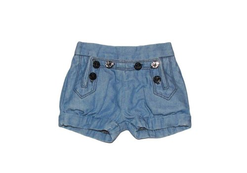 Chloé Short Denim Chloé