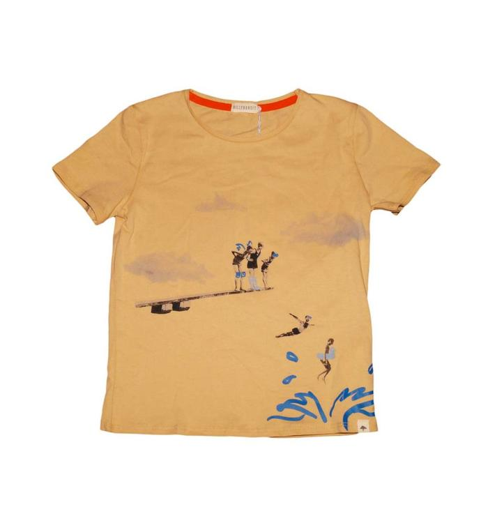 Billybandit BillyBandit Printed T-shirt