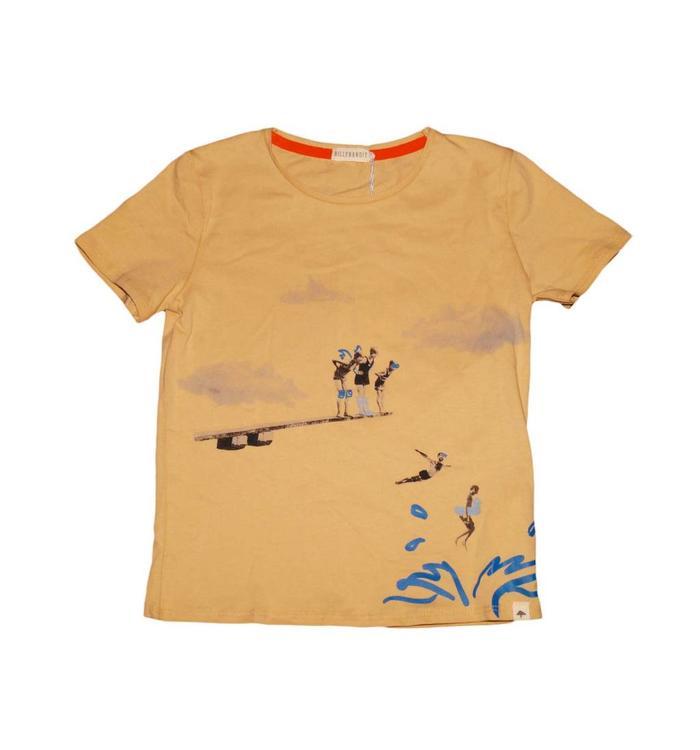 Billybandit T-shirt imprimé BillyBandit, CR