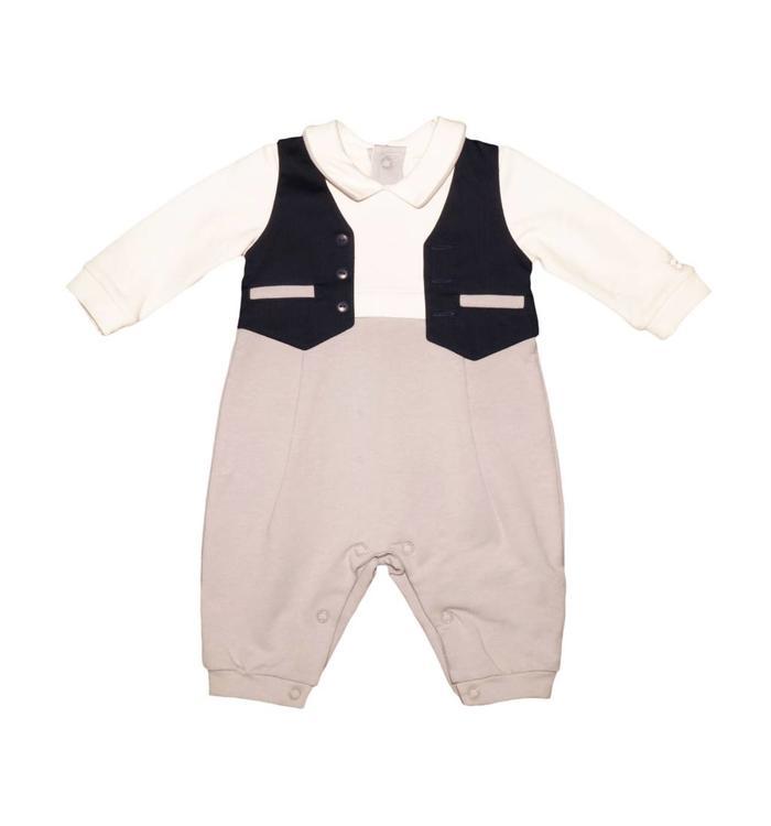 Emile & Rose Emile&Rose Baby Boy Pajamas, PE