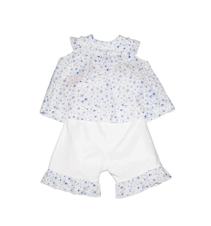 Emile & Rose Ensemble Blouse et Short Emile & Rose
