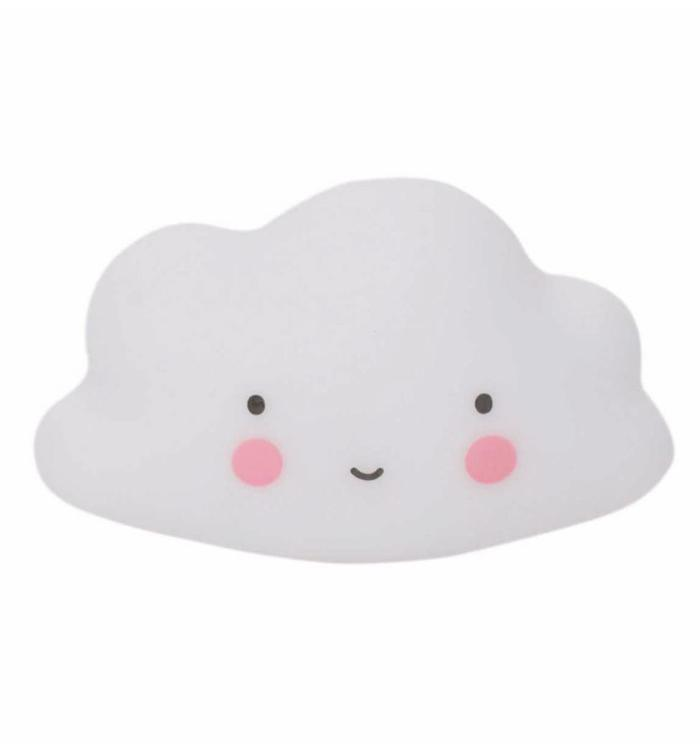 Lovely LOVELY CLOUD BATH TOY