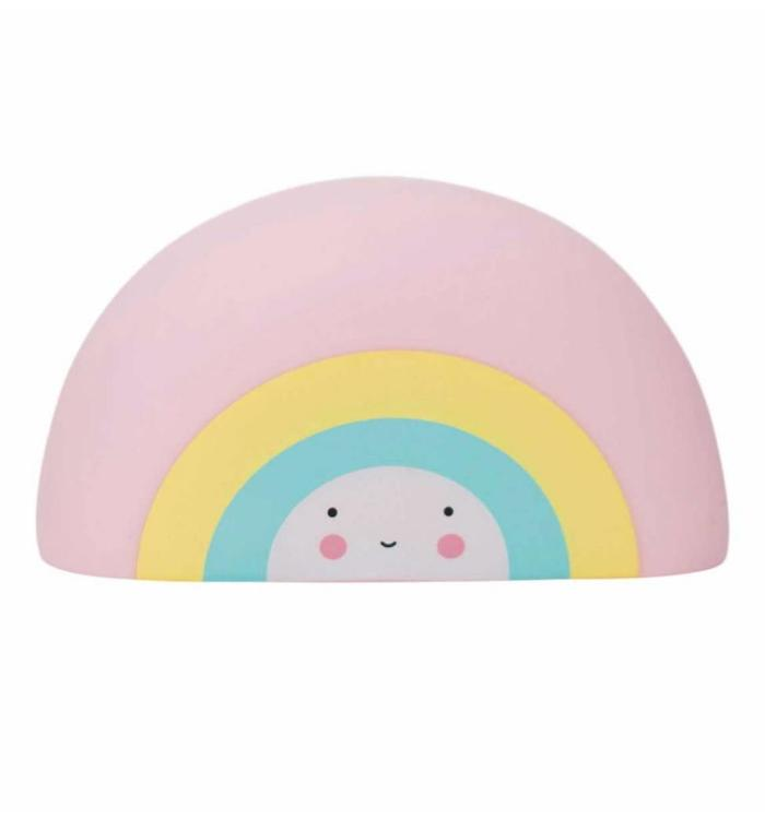 Lovely LOVELY RAINBOW BATH TOY