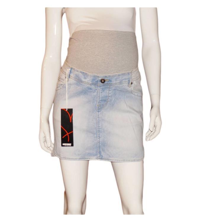 L2W L2W Maternity Skirt