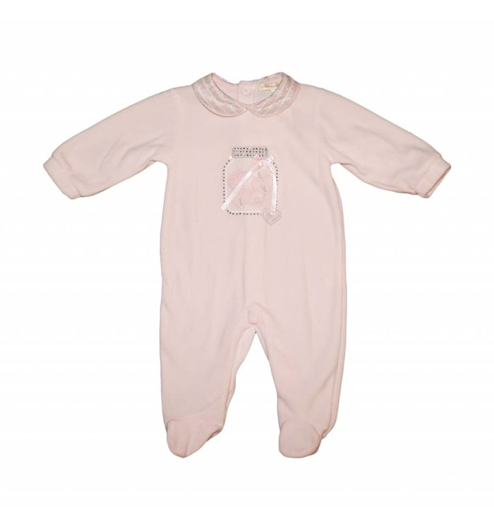Mintini Mintini Baby Girl's Pyjama, AH