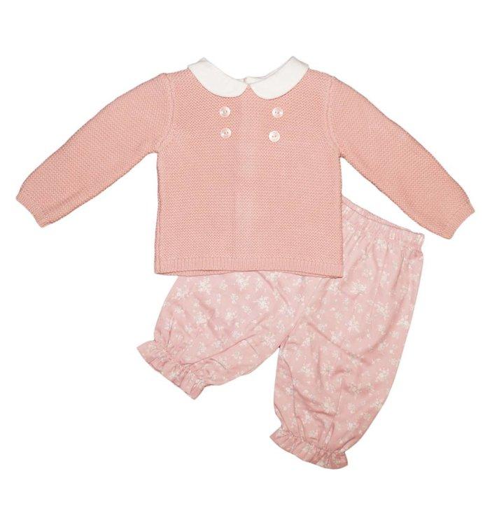 Mintini Mintini Baby girl's 2 Pieces Set, AH