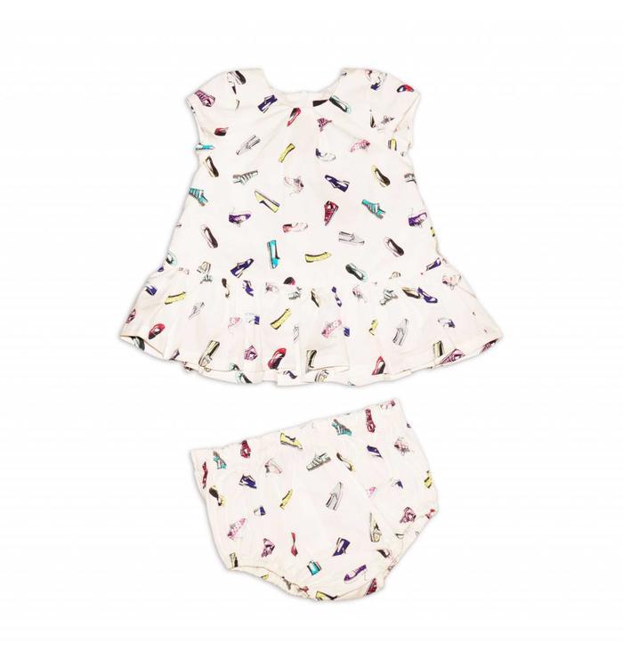 Lili Gaufrette Lili Gaufrette Girl's 2 pieces Dress