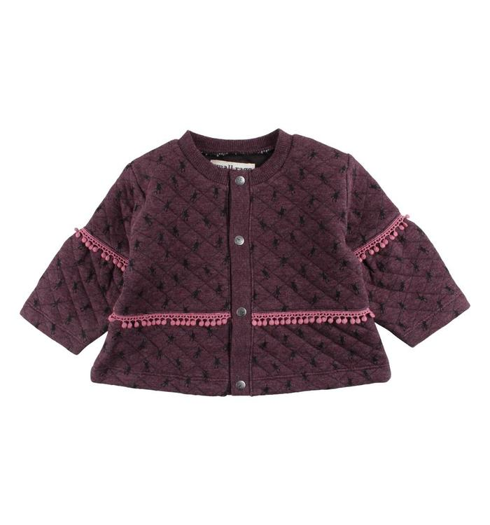 Small Rags Cardigan Fille Small Rags, AH