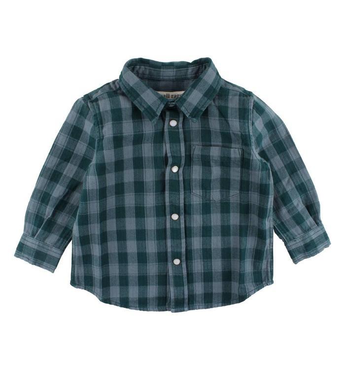 Small Rags Small Rag s Boy's Shirt, AH