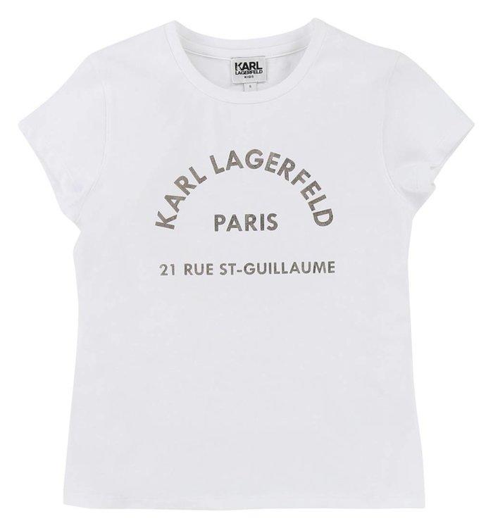 Karl Lagerfeld Karl Lagerfeld Girl's T-Shirt, AH