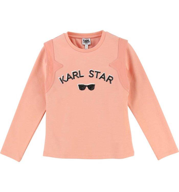 Karl Lagerfeld Karl Lagerfeld Girl's Sweater, AH