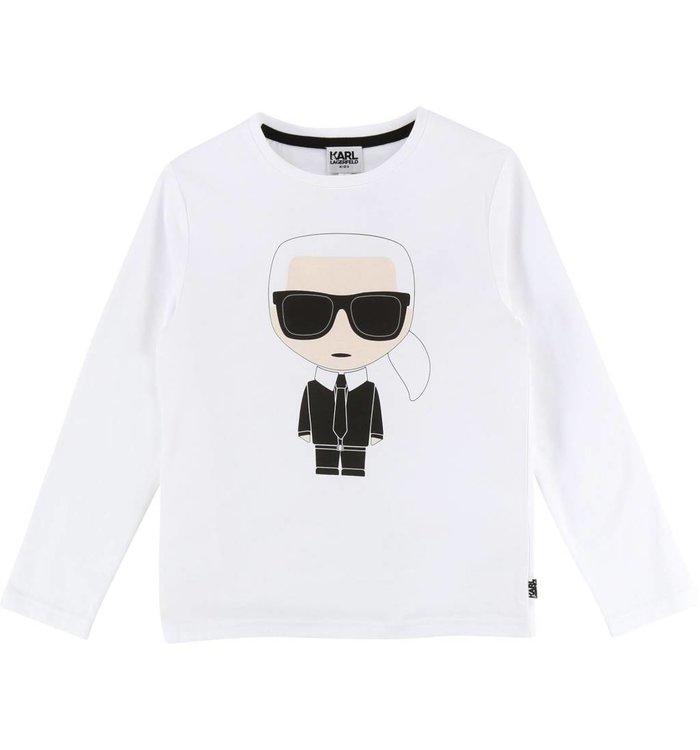 Karl Lagerfeld Karl Lagerfeld Boy's Sweater, AH