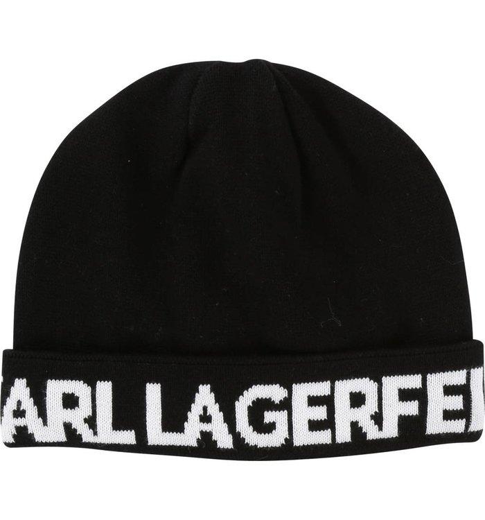Karl Lagerfeld Karl Lagerfeld Boy's Hat, AH