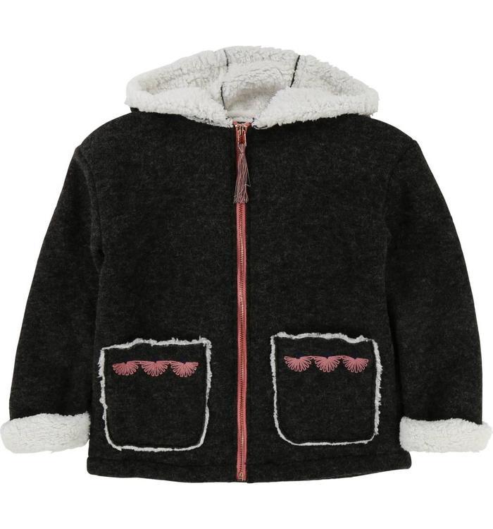 Carrément Beau Carrément Beau Girl's Jacket, AH