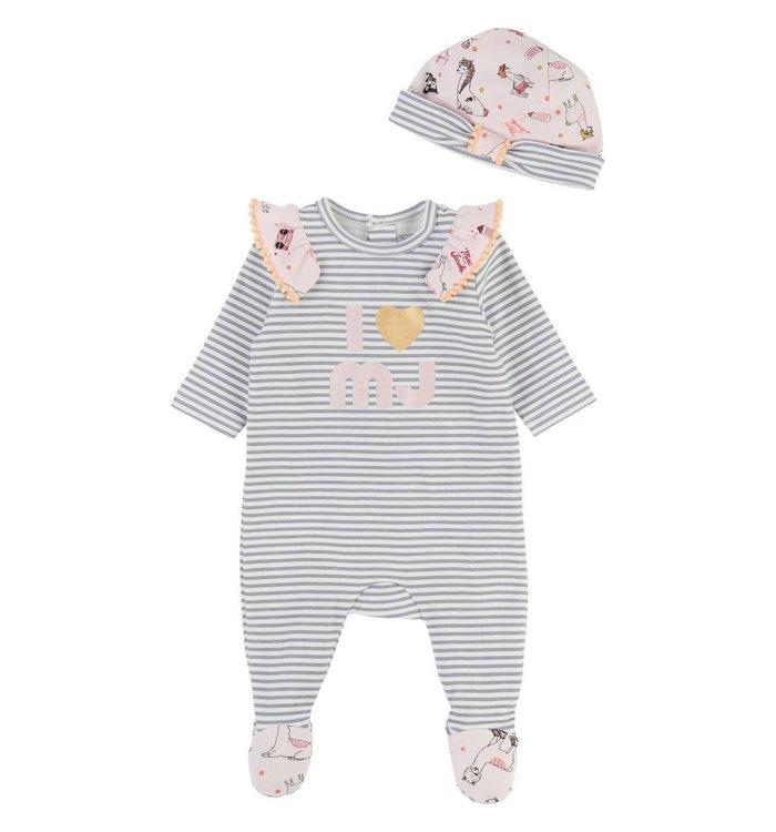 Pyjama & Chapeau Fille Little Marc Jacobs, AH
