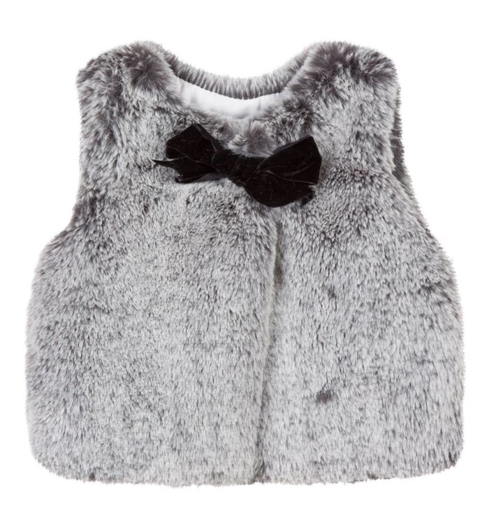 Lili Gaufrette Lili Gaufrette Girl's Sleeveless Vest, AH