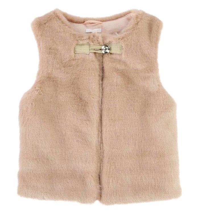 Chloé Chloé Girl's Sleeveless Vest, AH