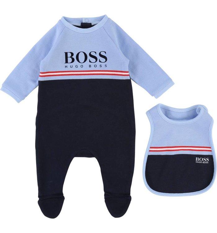 Hugo Boss Pyjama & Bavoir Garçon Hugo Boss, AH
