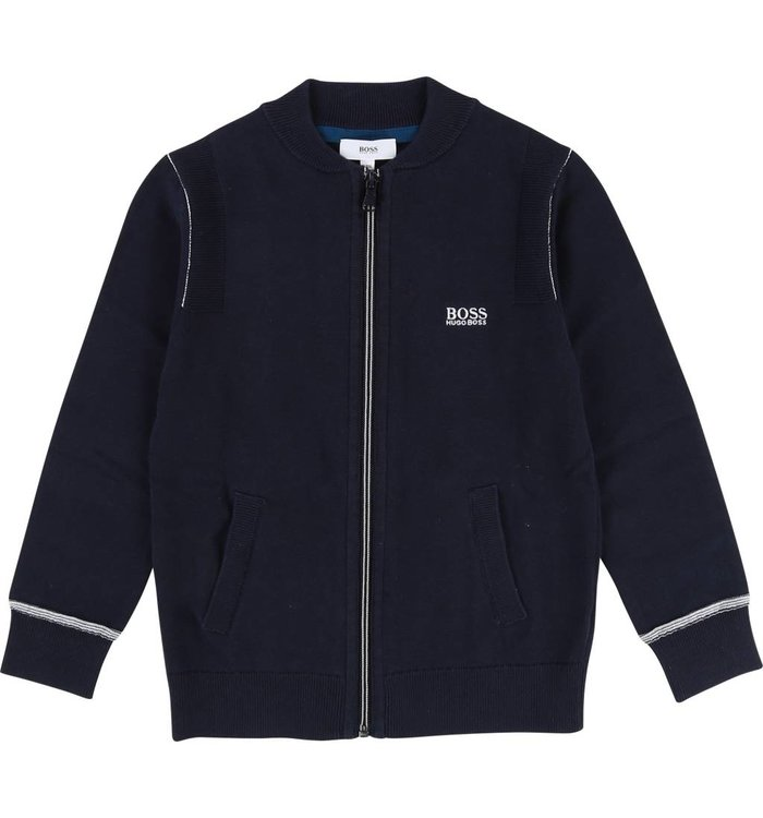 Hugo Boss Cardigan Garçon Hugo Boss, AH