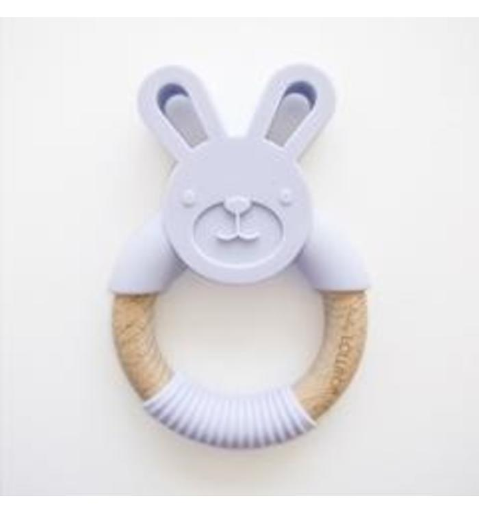 Loulou Lollipop ANNEAU DE DENTITION LAPIN LOULOU LOLLIPOP