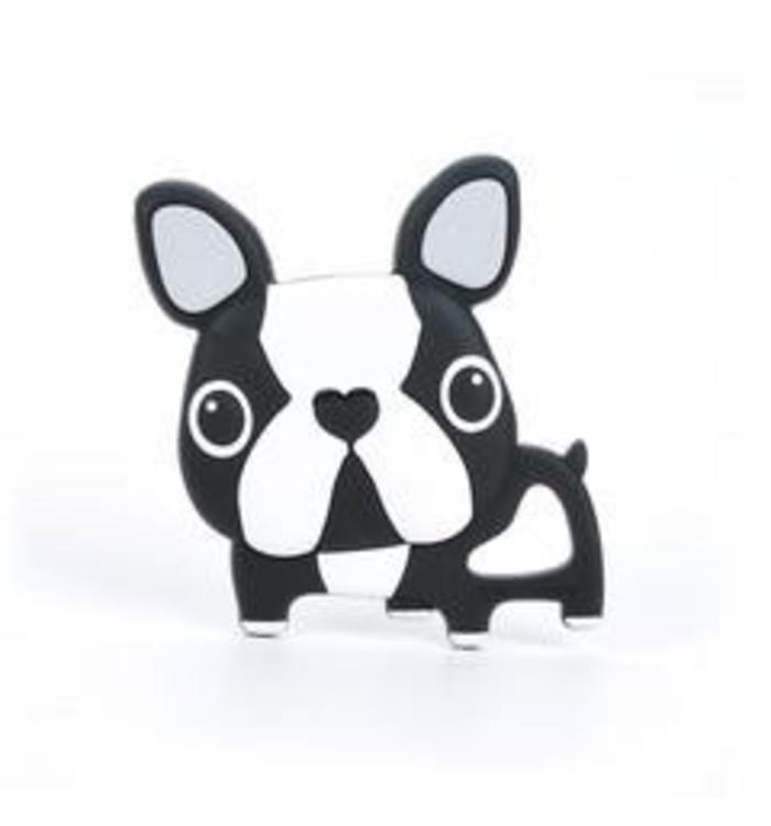 Loulou Lollipop ANNEAU DENTITION BOSTON TERRIER LOULOU LOLLIPOP