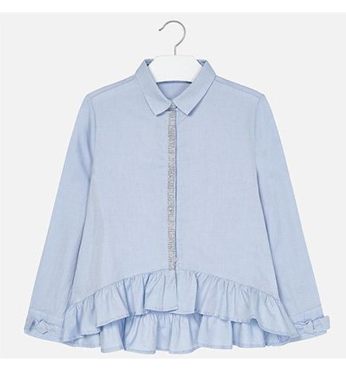 Mayoral Mayoral Girl's Shirt, CR